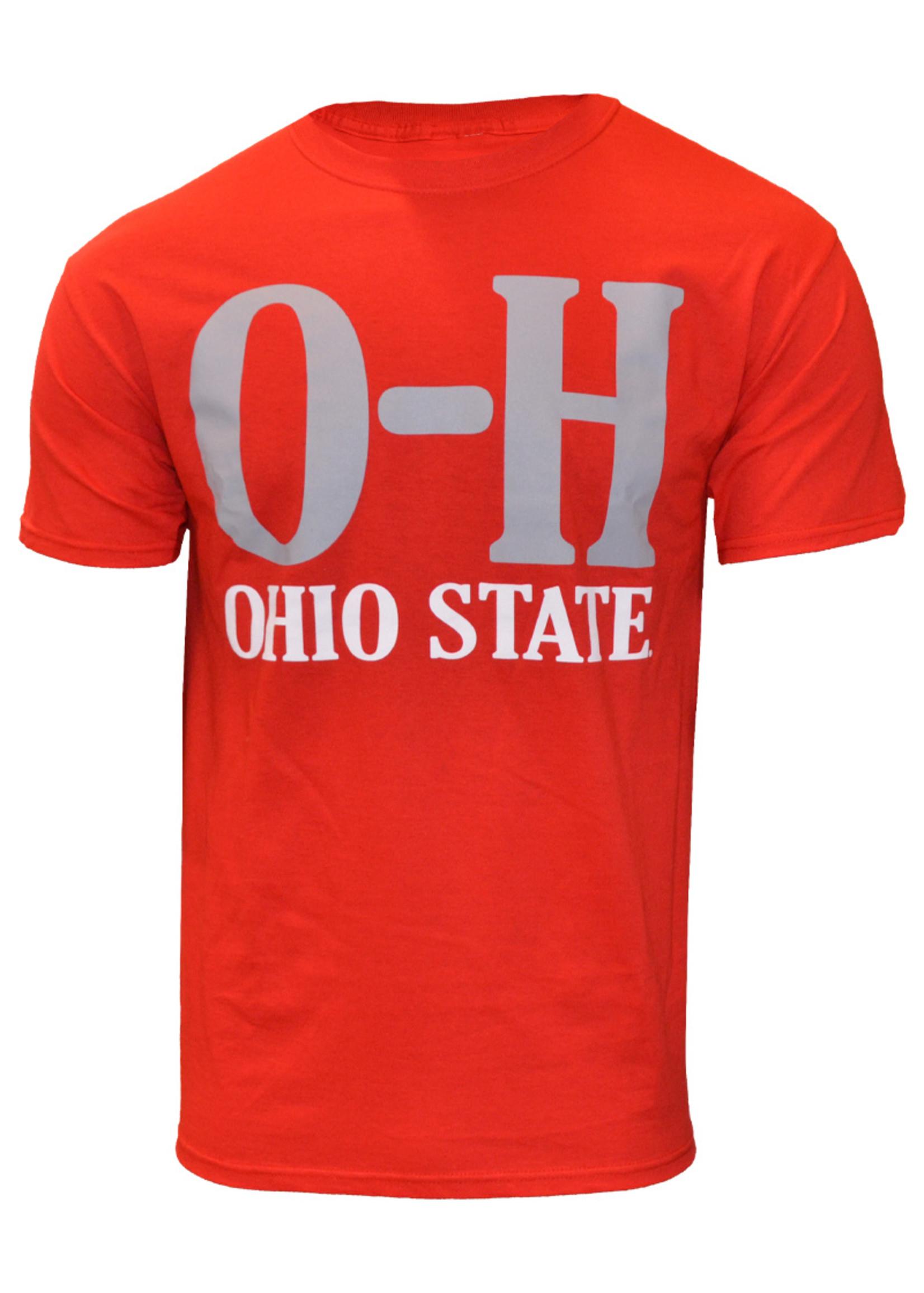 "Top of the World Ohio State Buckeyes ""OH-IO"" Shirt"