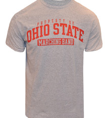 Top of the World Ohio State University Property Of Marching Band Tee