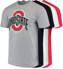 Top of the World Ohio State Buckeyes Athletic O Logo Plus Size T-Shirt