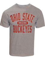 "Top of the World Ohio State Buckeyes ""MOM"" Shirt"