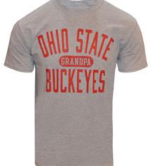 """Top of the World Ohio State Buckeyes """"GRANDPA"""" Shirt"""