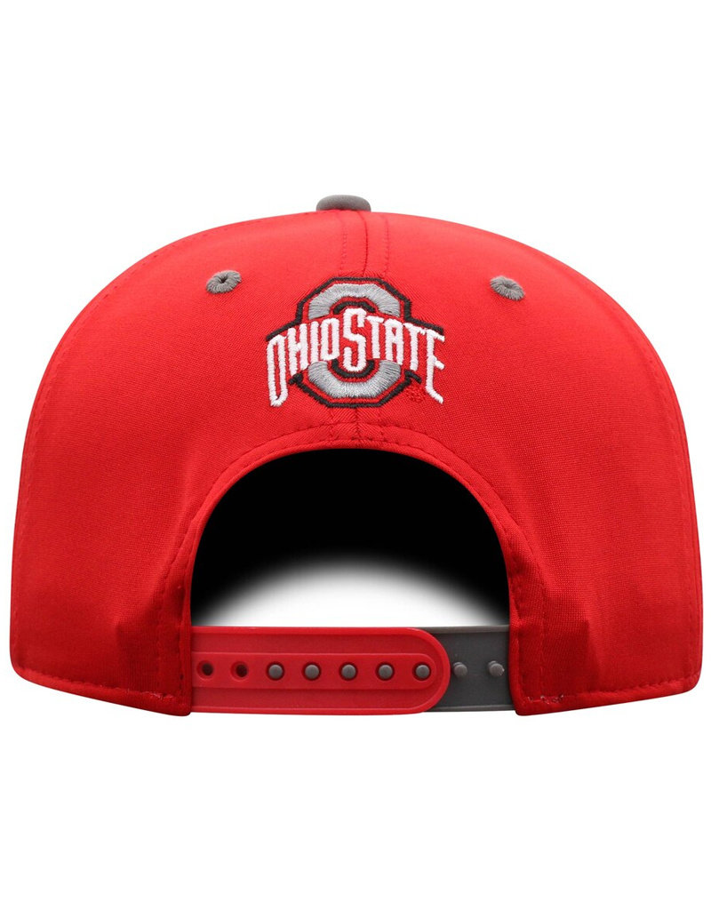 Top of the World Ohio State Buckeyes Youth Phase Adjustable Snapback Hat