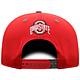 Top of the World Ohio State Buckeyes Youth Phase Adjustable Snapback Hat