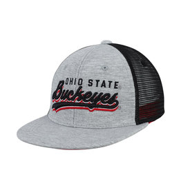 Top of the World Ohio State Buckeyes Top of the World Youth Cutter Adjustable Hat