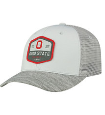 Top of the World Ohio State University Hyjak Gray Stretch Fit M/L