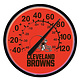 Wincraft Cleveland Browns Orange Thermometer