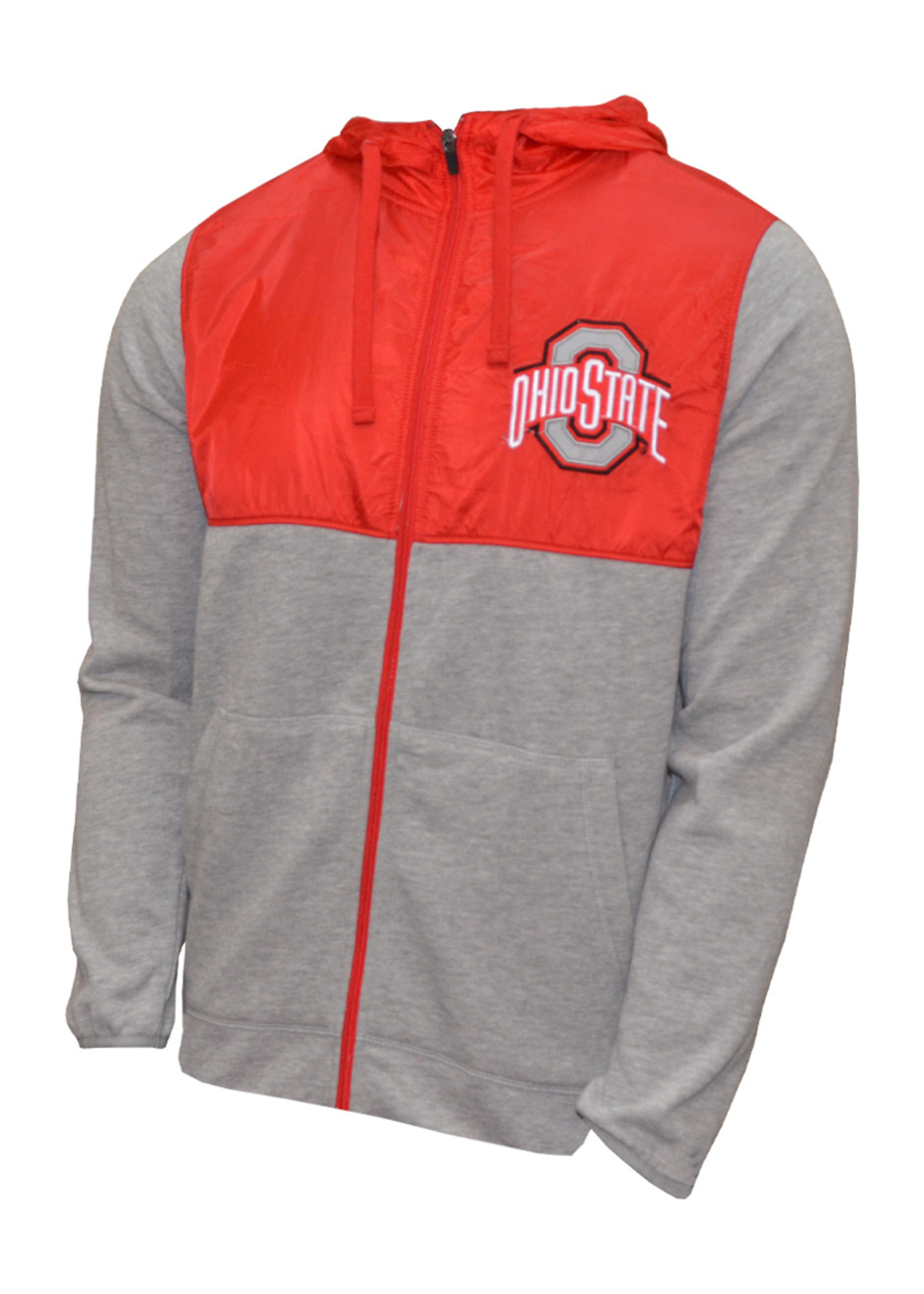 Ohio State Buckeyes Lightweight Hooded Jacket