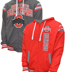 Ohio State Buckeyes Reversible Jacket