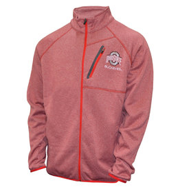Ohio State Buckeyes Full Zip Jacket