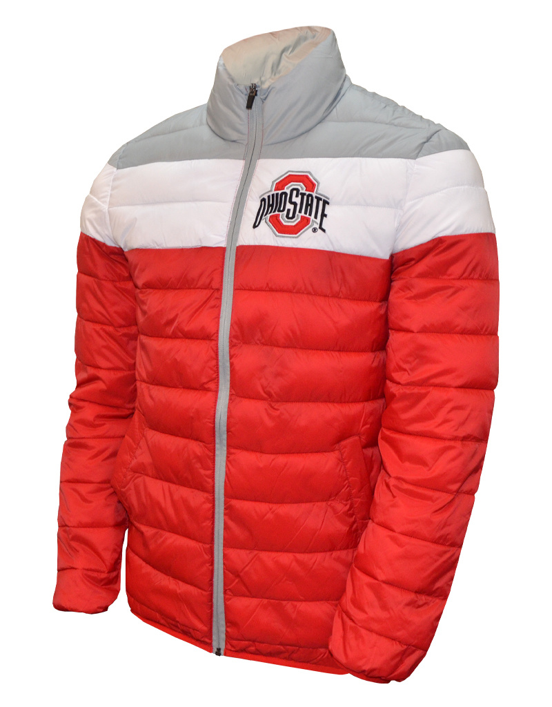 Ohio State Buckeyes Three Tone Jacket
