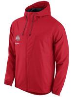 Nike Ohio State University AV15 Winger Full Zip Hoodie