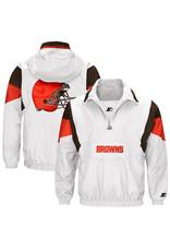 Starter Cleveland Browns Starter White Thursday Night Lights Breakaway Jacket