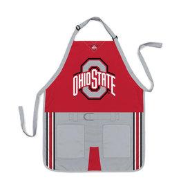 Ohio State Buckeyes Jersey Apron