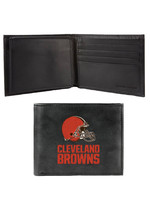 Cleveland Browns Embroidered Billfold