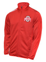 Ohio State Buckeyes Outfielder Full-Zip Jacket