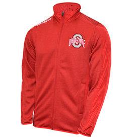 Ohio State Buckeyes Outfielder Full-Zip Jacket