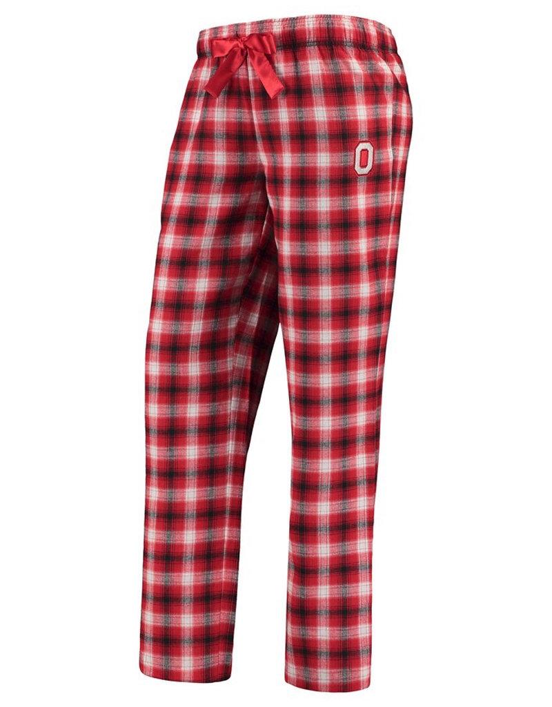 Ohio State Buckeyes Women's Flannel Lounge Pants