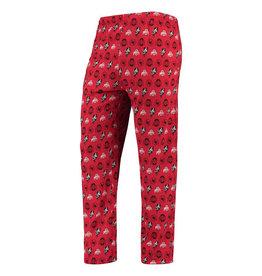 Ohio State Buckeyes Team Jersey Lounge Pants - Scarlet