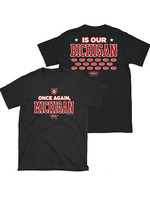 Once Again, Michigan is Our Bichigan T-Shirt