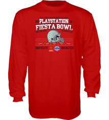 Ohio State Buckeyes 2019 Fiesta Bowl Long Sleeve