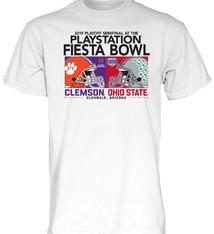 Dueling Helmets 2019 Fiesta Bowl T-Shirt
