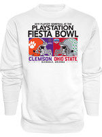 Dueling Helmets 2019 Fiesta Bowl Crewneck Sweatshirt