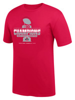 Top of the World Ohio State Buckeyes 2019 Big Ten Football Champions Locker Room T-Shirt