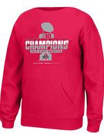 Ohio State Buckeyes 2019 Big Ten Football Champions Locker Room Crewneck Sweatshirt