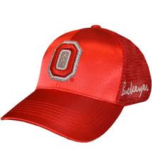 Ohio State Buckeyes Womens Glisten Adjustable Hat