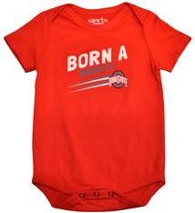 "Ohio State ""Born a Buckeye"" Onesie"