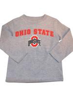 Ohio State Buckeyes Youth Long Sleeve - Gray
