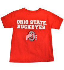 Ohio State Buckeyes Toddler T-Shirt - Red