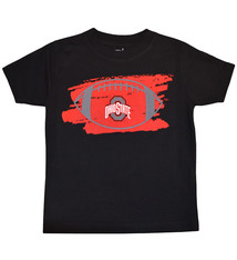 Ohio State Toddler Football Tee - Black