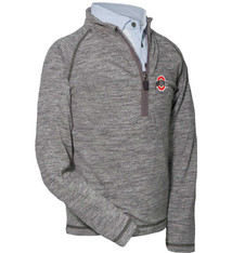 Ohio State Buckeyes Toddler 1/4 Zip Pullover