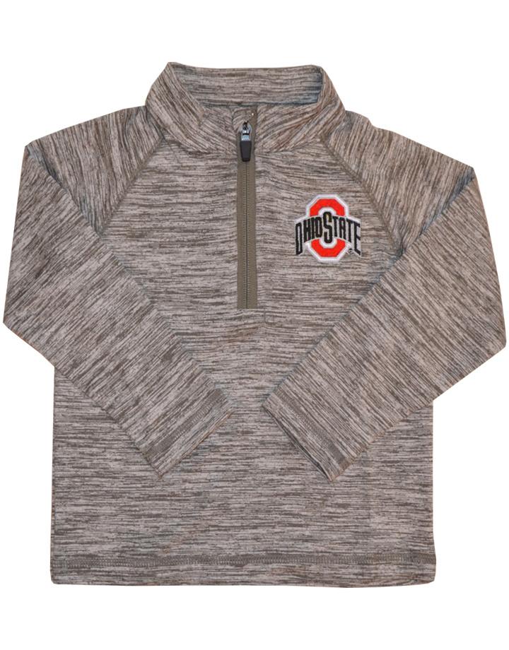 Ohio State Buckeyes Toddler 1/4 Zip Pullover