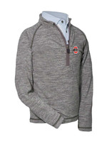 Ohio State Buckeyes Youth 1/4 Zip Pullover