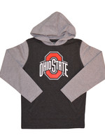 Ohio State Buckeyes Youth Hooded Long Sleeve