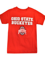 Ohio State Buckeyes Youth Tee - Red