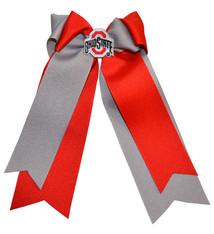 Ohio State Buckeyes Hair Clip