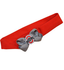 Ohio State Buckeyes Stretch Headband - Infant