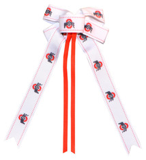 Ohio State Buckeyes Spirit Hair Clip
