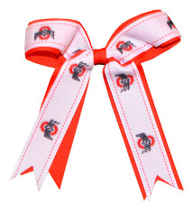 Ohio State Buckeyes Ponytail Holder