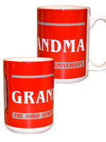 Ohio State Buckeyes 15oz. Grandma Mug