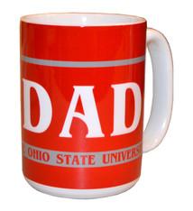 Ohio State Buckeyes 15oz. Dad Mug