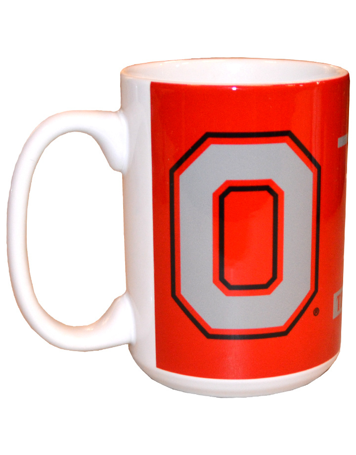 Ohio State Buckeyes 15oz. Dad Mug