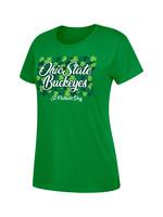 Top of the World Ohio State Buckeyes St. Patrick's Day Shirt - Womens