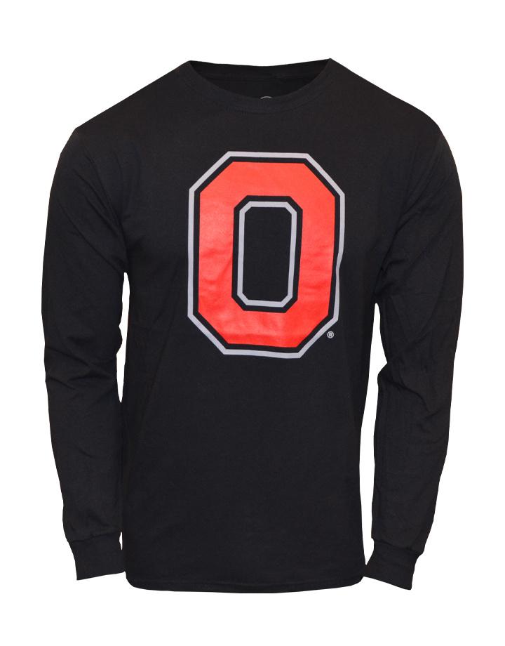 Top of the World Ohio State Buckeyes Block O Long Sleeve