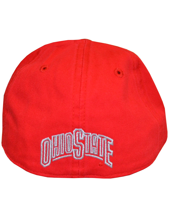 Ohio State Buckeyes Playmaker Stretch Fit Hat