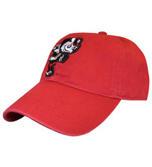 Ohio State Buckeyes Brutus Stretch Fit Hat - Scarlet