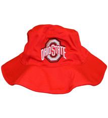 Ohio State Buckeyes Adult Bucket Hat